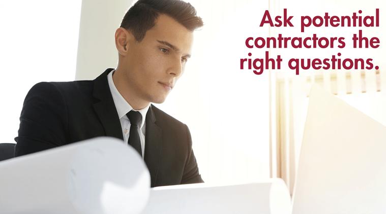 How to Vet Potential Contractors